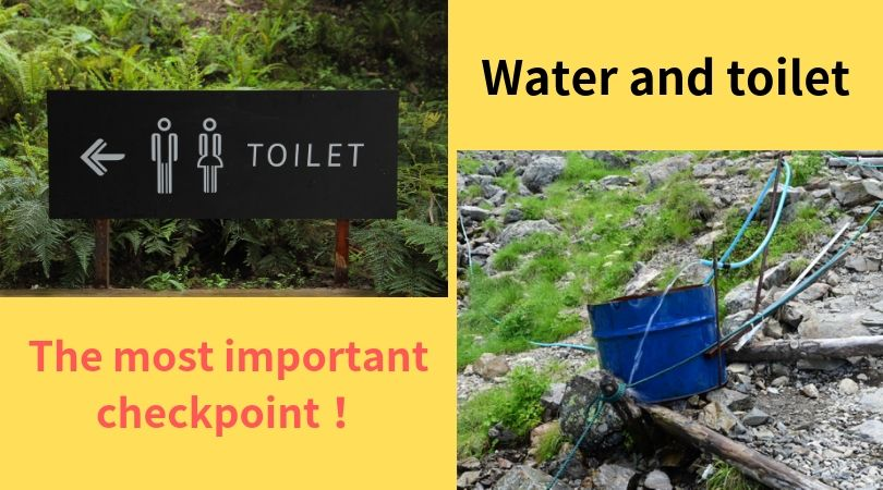 Water&toilet
