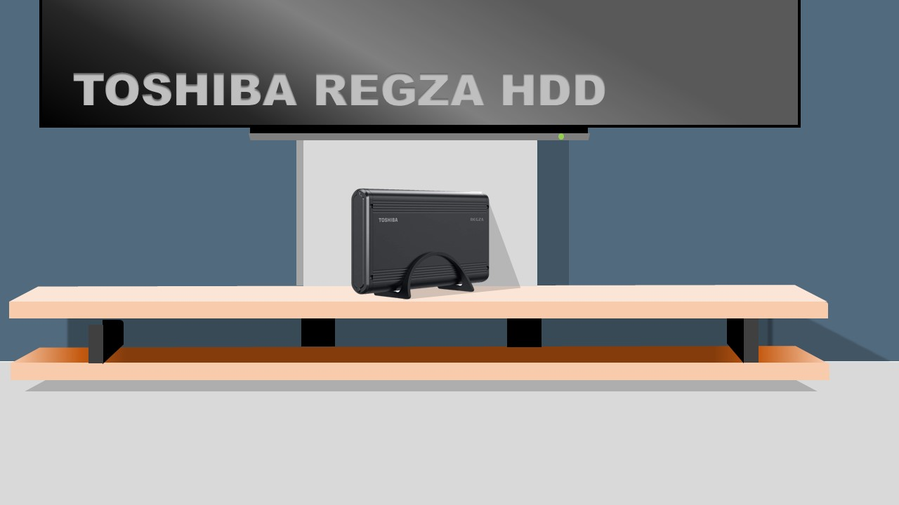 REGZA HDD IC