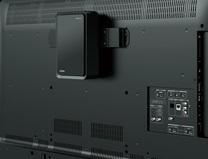 REGZA HDD 背面設置