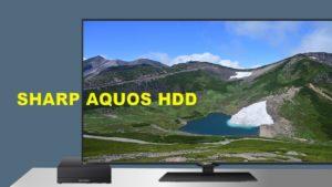 AQUOS HDD IC